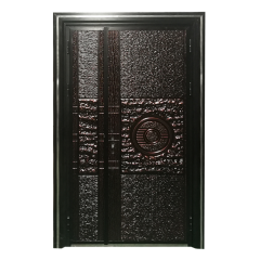 German Front Aluminum Casting Doors Metal Entrance...
