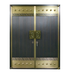 Metal Copper Door New Design Door Skin Exterior En...