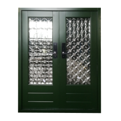 High Performance Stainless Steel Main Entrance Doo...