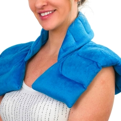 Neck and Shoulder Microwavable Heating Pad
