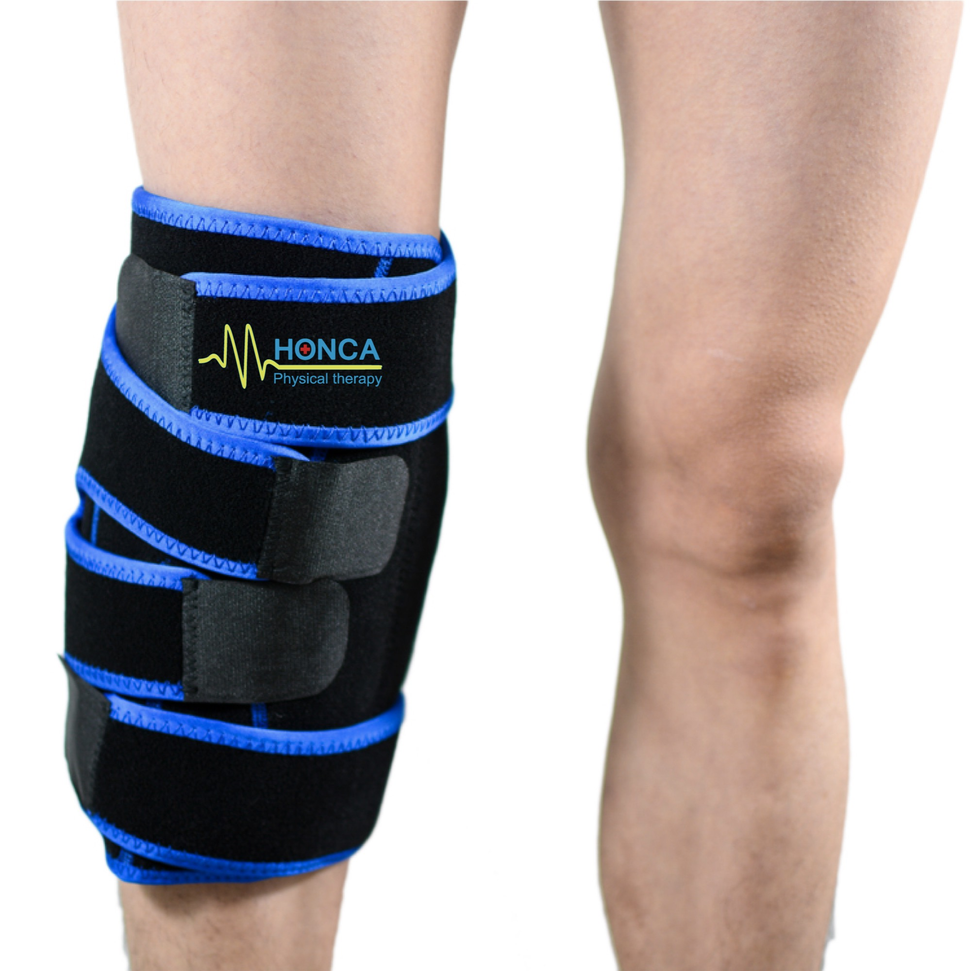 gel knee ice wrap