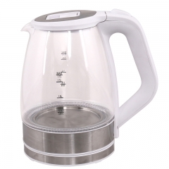 Best selling cordless glass kettle electric Kettle fast boiling with auto shut-off