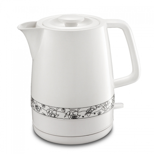 NEW Arrival fast cooling electric ceramic kettle with classical design