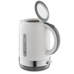 New Arrival Kettle PP Plastic Home Appliance Electric Kettle fashionable design plastic electric kettle