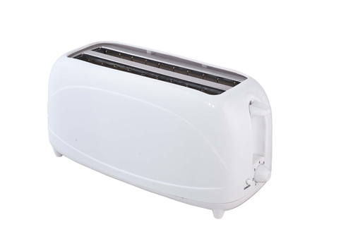 Household automatic electric toaster 4 Slice hot sale Electric toaster pop-up long slot toaster