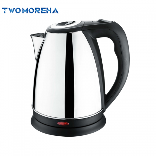 Hot sale 1.8L capacity 360 degree cordless base electric stainless steel kettle