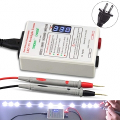 TKDMR GJ2C LED Lamp and TV Backlight Tester for All LED Light Repair 0-330V