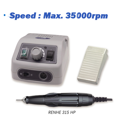 dental lab micromotor handpiece