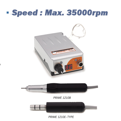 Portable Dental Micromotor-Prime-1210dE-RHJC