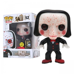 Funko Pop Saw Billy Glow in the Dark #52 Vinyl Figure