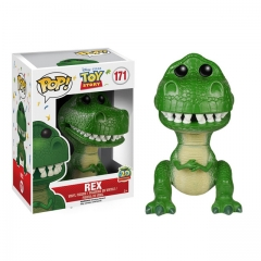 Funko Pop Toy Story Rex #171 Vinyl Figure