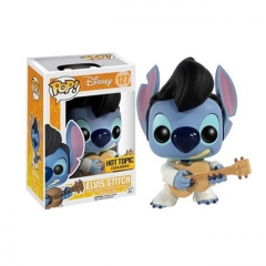 Funko Pop Disney Elvis Stitch Exclusive #127 Vinyl Figure