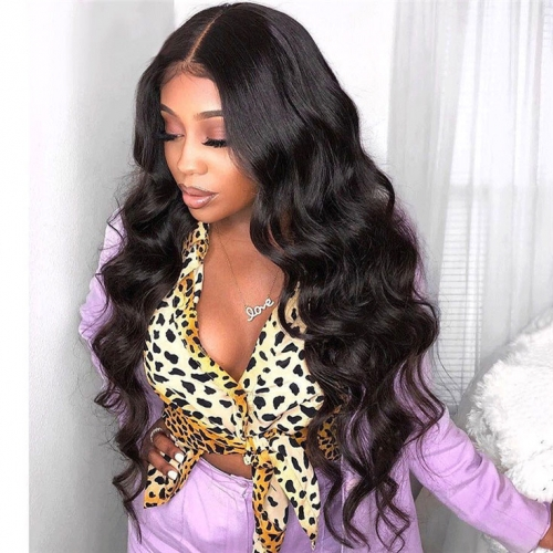 QueenWeaveHair 1 Bundle Of Hair Body Wave Unprocessed Human Hair Bundles