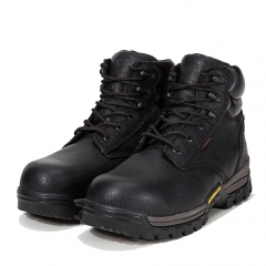 ROCKROOSTER Men's Work Boots, Composite Toe, Waterproof Resistant, Kevlar Puncture Resistant Safety Shoes, EEE-Wide (AT697 PRO-B)