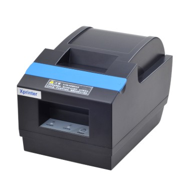 Receipt Printer Thermal Receipt Printer 58mm(USB+AUTOCUT) | LENVII LV-Q90EC