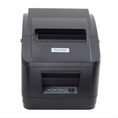 80mm Thermal Receipt Printer with Auto-cutting  POS Bill Note Printer USB Desktop 160mm/s | LENVII N160I