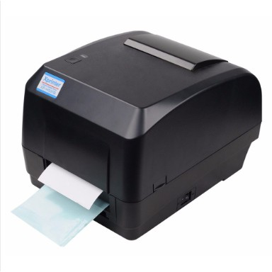4in/110mm 203dpi Thermal and Thermal Transfer Barcode Label Printer | LENVII H500B