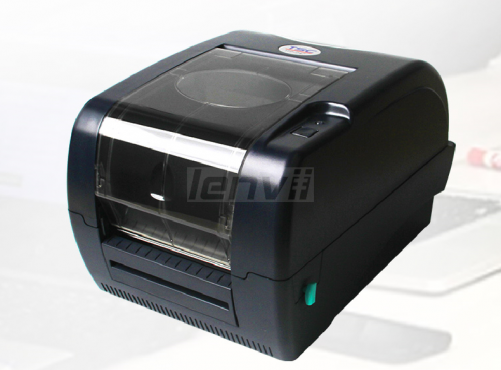 LENVII TSC TTP-247 4in/120mm Desktop Lable Thermal Printer/Thermal Transfer  Barcode Printer