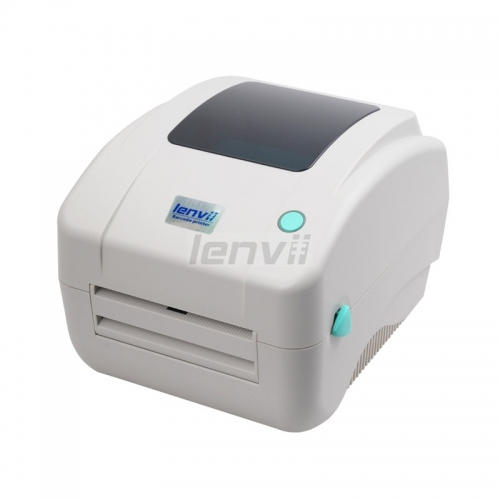 LENVII XP-DT425B Thermal Barcode Label Printer, Thermal Electronic Single Barcode Printer