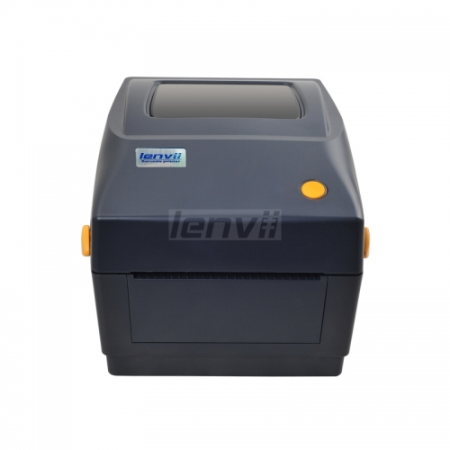 4in/110mm Thermal Barcode Label Sticker Printer, for Logistics Express Industry | LENVII DT426B