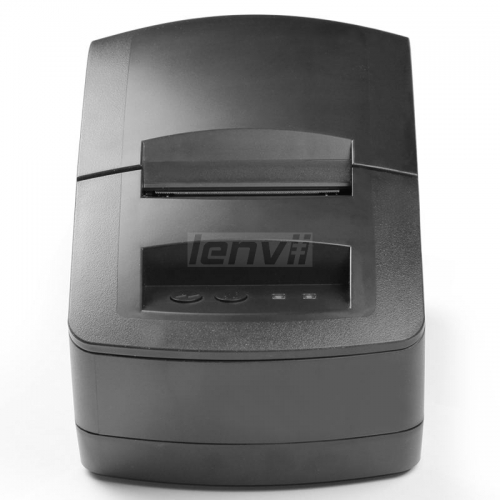 2in 58mm Thermal Label Printer, Top out of the Paper, 127mm/ Print Speed, PC USB Connection | LENVII 2120