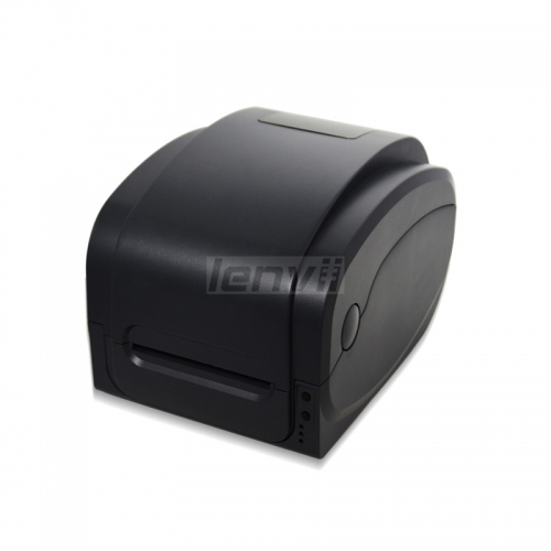 4in/110mm Thermal and Thermal Transfer Barcode Label Printer USB or Bluetooth Interface | LENVII 1124T