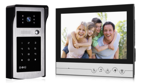 Video Doorbell Phone | LENVII XSL-V90R-IDS