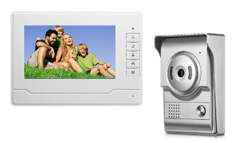 Video Doorbell Phone | LENVII XSL-V70N-L Silver