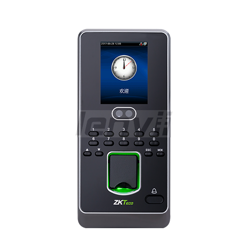 ZTCeco iFace3 Face Recognition Access Control  Machine Multi-Language