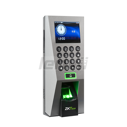 ZKTeco F18 Fingerprint Access Control Attendance Machine Fingerprint Access Con English