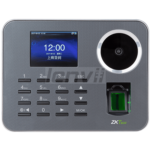 ZKTeco  new iClock360 Palm Recognition Time Attendance Terminal