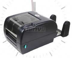 LENVII TSC TTP-345 4in/120mm Desktop Lable Thermal Printer/Thermal Transfer Barcode Printer