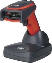 Barcode Scanner 2.4G Wireless 1D sensor image Barcode reader |  HONEYWELL 3820SR