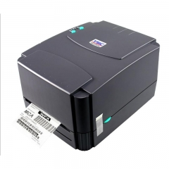 TSC TTP-244 PRO 4in/120mm Barcode Label Electronic Surface Single Thermal/Thermal Transfer Printer(Gray)
