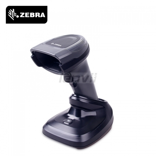 Barcode Scanner 2.4G Wireless 2D sensor image Barcode reader |  Symbol DS8178-SR