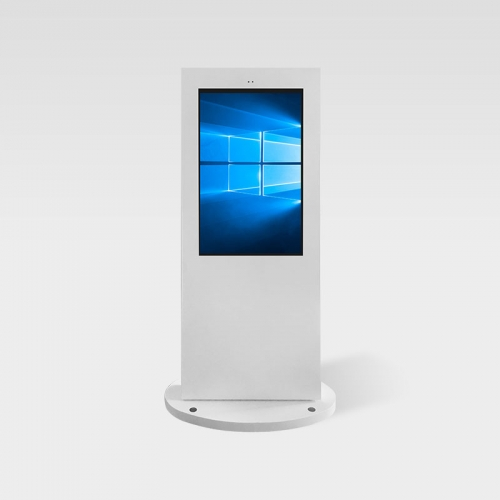 Ultra thin outdoor digital signage