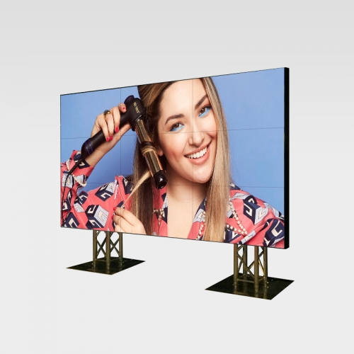 46 inch 1.7mm bezel Samsung LCD video wall screen