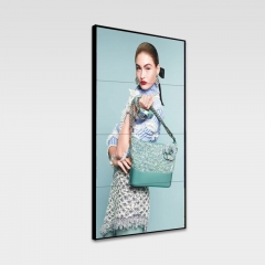46 inch 3.5mm bezel 700nits Samsung video wall display screen
