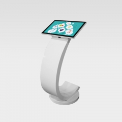 Free stand smart size touch screen kiosk