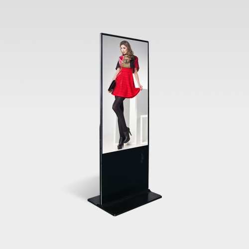 Ultra thin frame digital signage