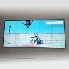Pantalla de pared de video LCD LG de 55 pulgadas