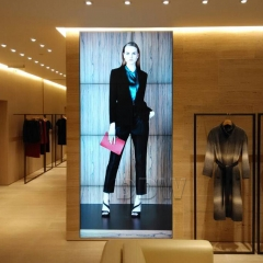 46 inch 3.5mm bezel Samsung LCD video wall