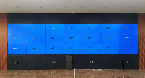 46 inch Samsung lcd video wall for hotel