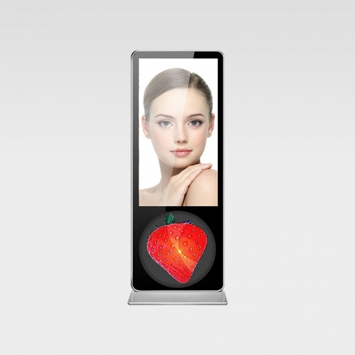 Stylish Floor Standard 56cm 3D Hologram fan digital signages