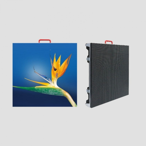 P3.91 rental led display outdoor for retailers