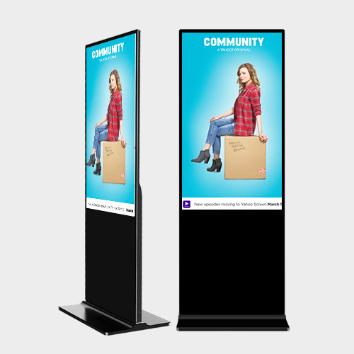 Ultra Thin LCD Digital Signage Display