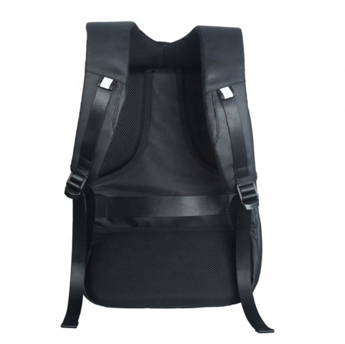 LED Screen Backpack With Hidden LED Display Night