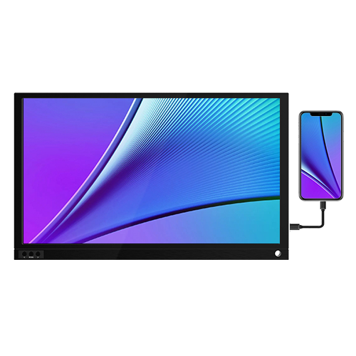 15.6 polegadas ips 1080p display lcd portátil