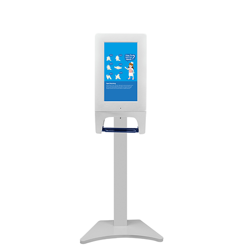 3 Liters Hand Sanitizer Dispenser LCD Kiosk