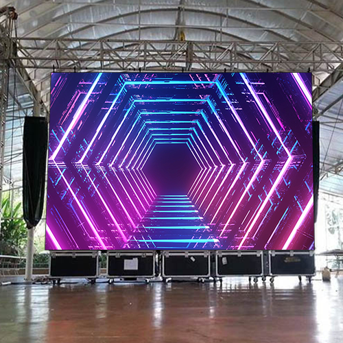 P4 Indoor Rental LED Screen